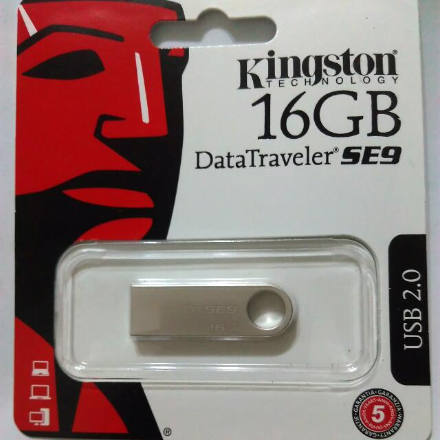 [全新]16G USB∼Kingston