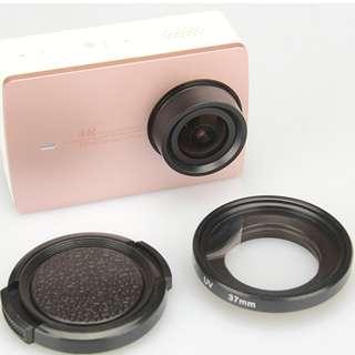 原廠品質 UV鏡 防護鏡 太陽 4K 4K+ 運動相機 小蟻 gopro hero3 hero4 hero5