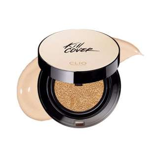 Clio Kill Cover Liquid Foundwear Ampoule Cushion