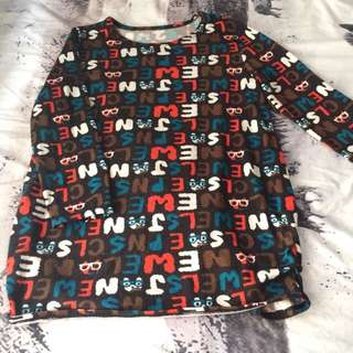 Baju Semi Sweater