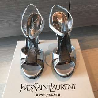 YSL Yves Saint Laurent High Heel Sandal