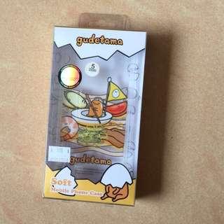全新行貨 Note 5 蛋黃哥 透明軟膠電話殼 電話套