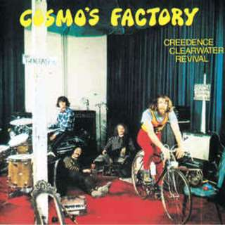 Creedence Clearwater Revival Cosmo's Factory cd