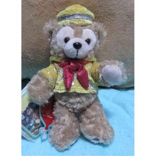 Disney Sea東京迪士尼30周年Duffy達菲熊 別針吊飾娃娃