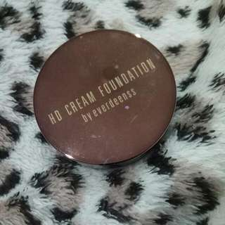 HD cream foundation by everdeenss