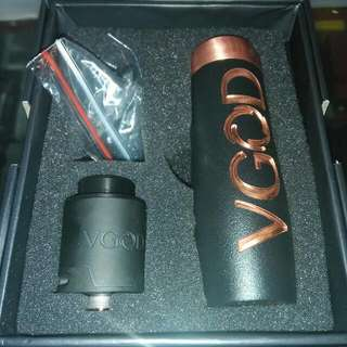Brand New VGod Elite Kit Vape Ready to Use