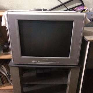 Tv Set w/ Stand