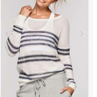 Lorna Jane L/S Knit top (current season)