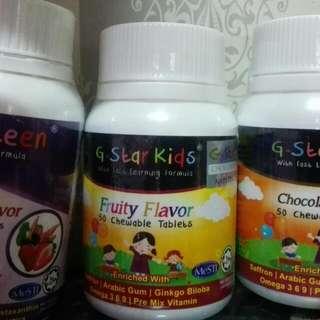 G Star Kids Vitamin+v Teen