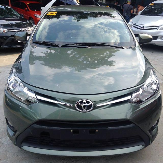 Alumina Jade Toyota Vios >> 2017 Toyota Vios 1.3 E Dual VVT-i Automatic Alumina Jade Green, Cars, Cars for Sale on Carousell