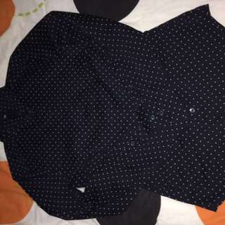 H&M Button Down Top