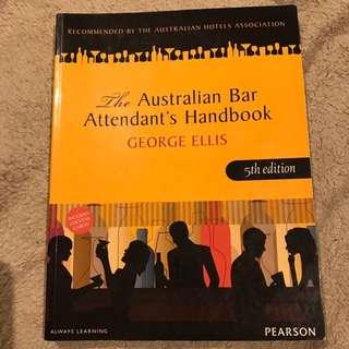 The Australian Bat Attendant's Handbook 5th ed