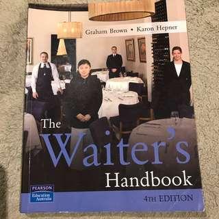 The Waiter's Handbook 4th Ed