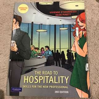 The Road To Hospitality 3rd Ed