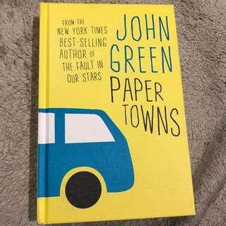 Paper Town By John Green