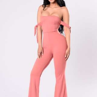 Fashion Nova Jumpsuit XS