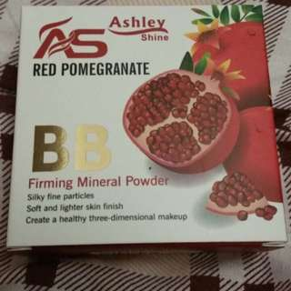 Red Pomegranate BB Firming Mineral Powder