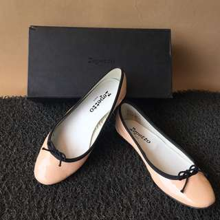 Repetto Ballet Shoes Icone/Noir