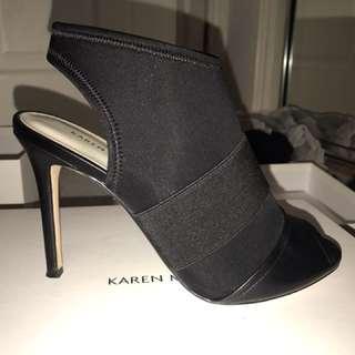 Karen Millen Peeptoe Shoe