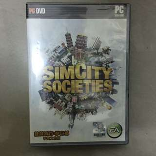PC Game Sim City Societies