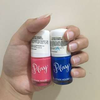 Nail polish by Etude House
