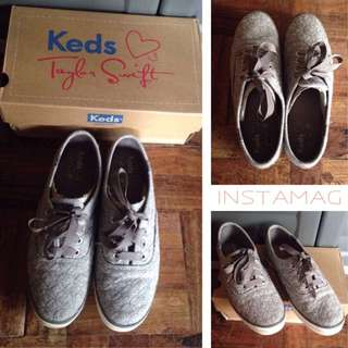 Keds Taylor Swift Gray