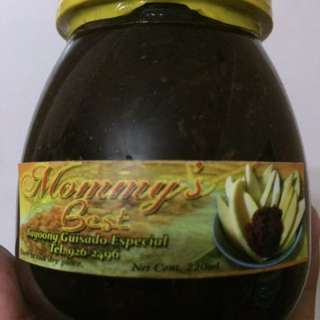 Mommy's Best Bagoong (Alamang) Special