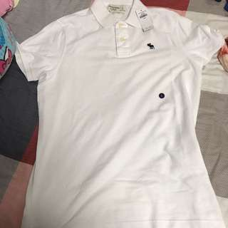 [BNWT] Abercrombie Polo And Graphic Tee