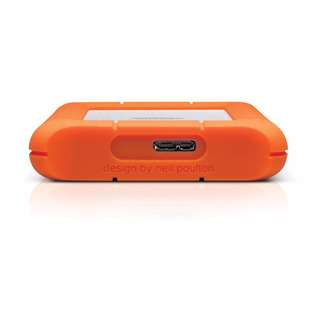 External Portable Hard Disk Drive Lacie Rugged / 1Tb / USB