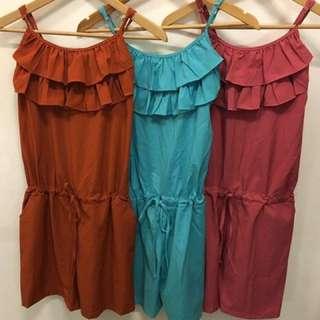INSTOCKS! Brand New Romper Dress