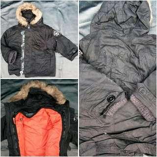 Jacket Import Breeze