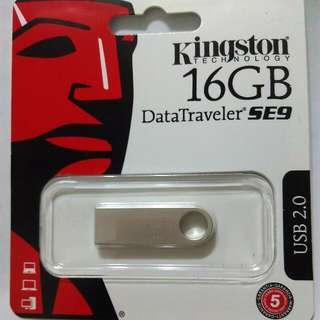 [全新]16G USB∼Kingston