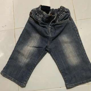 Poney Baby Jeans 6-12 months