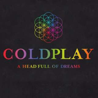 Coldplay - August 21st!