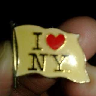 Pin Ori New York