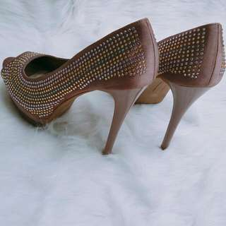 High Heels Party shoes Stiletto Pump Shoes 6 Inches High Size 8
