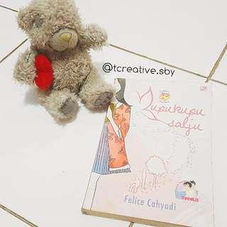 Novel Teenlit: Kupu-Kupu Salju (Felice Cahyadi)
