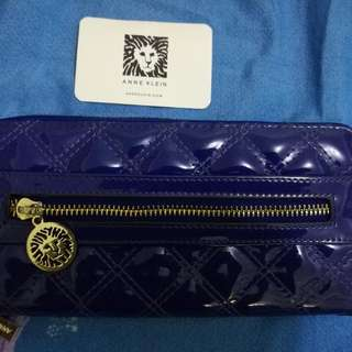Anne Klein Original Wallet (Purple)
