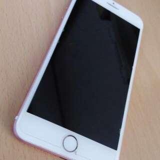 아이폰7플러스 로즈골드 128기가 팔아요