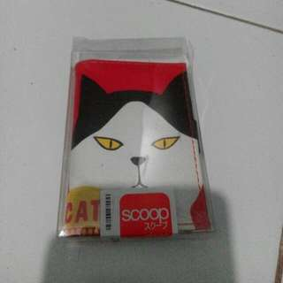 Card Holder Cat