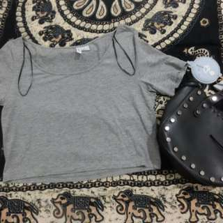 Croptee By HnM Divided