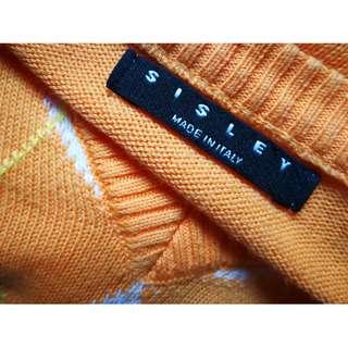 Italy-made Light-Orange Jacket