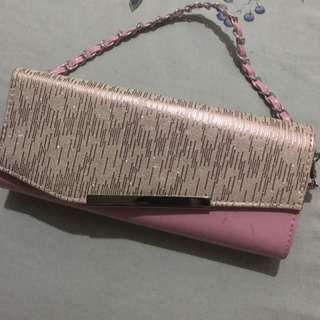 Pretty In Pink Shoulder Bag