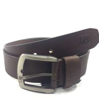 Lee Genuine Leather Belt