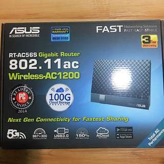Asus Router Wireless Ac1200