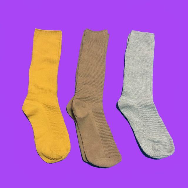 🚧3色韓國長襪🏁