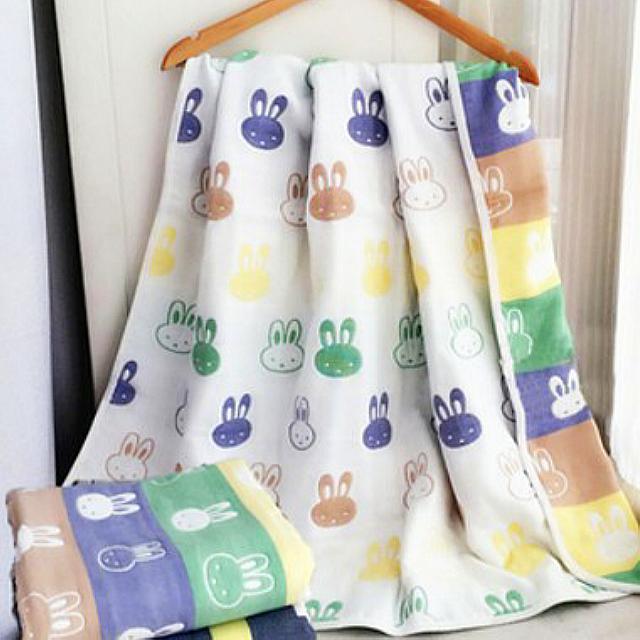 👍60支紗加密純棉六層紗布,四季通用👍