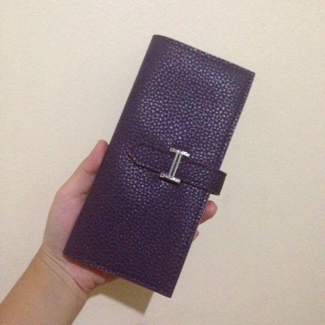 🌻 Long Wallet