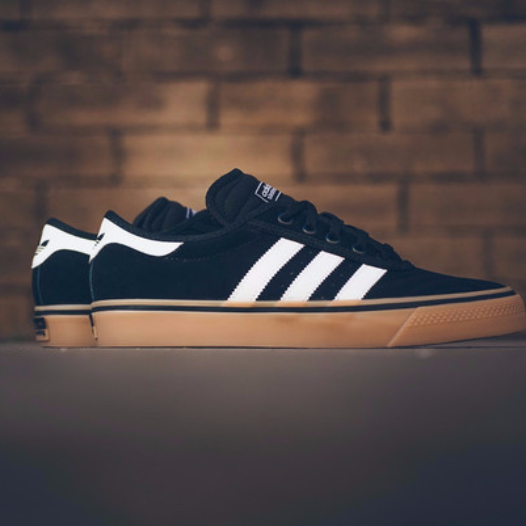 ADIDAS Adi Ease Premiere Gumsole Shoes, Men's Fashion