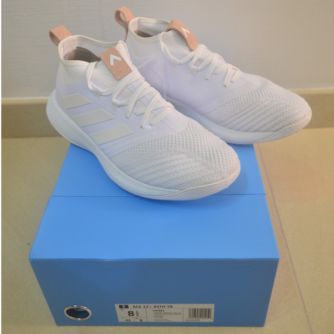 innovative design 4d3cb 04aa0 adidas X KITH ACE 17+ TR CM7893, Mens Fashion, Mens Footwear on  Carousell